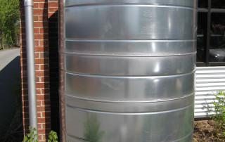 500 Gallon Steel Tank | Higher Ground Chattanooga