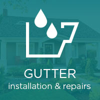 Gutter Installation and Gutter Repair | Higher Ground Chattanooga