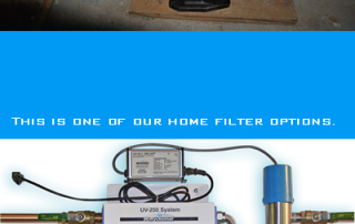 Pump and Potable Filters | Higher Ground Chattanooga