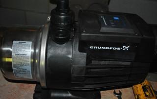 Rainwater Pump | Higher Ground Chattanooga