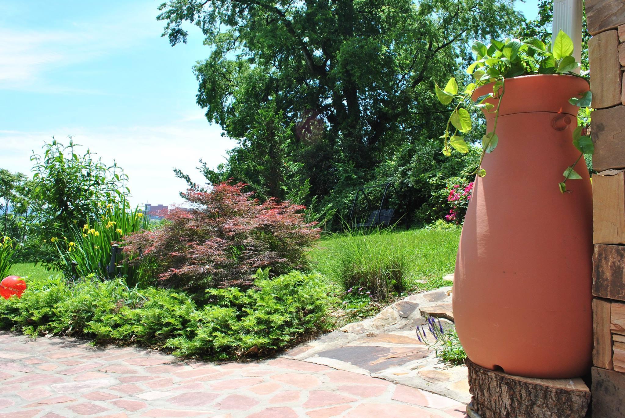 Rainwater Repurposing | Higher Ground Chattanooga