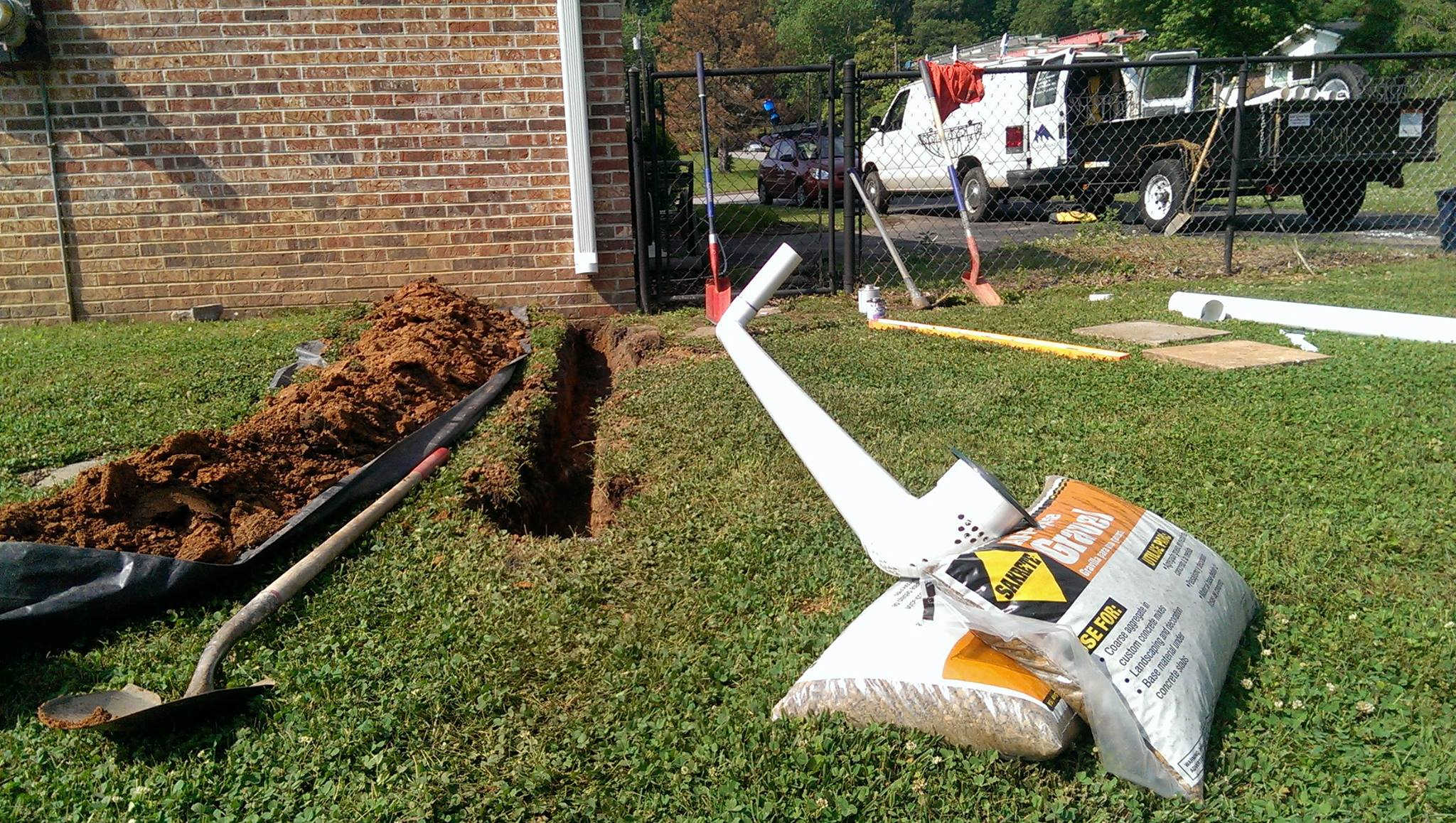 Wet Basement Solutions | Higher Ground Chattanooga